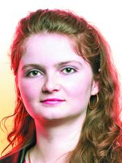 Mariia<br />BARANOVYCH