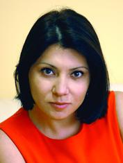 Aminat<br />SULEYMANOVA