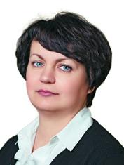 Larysa<br />VRUBLEVSKA