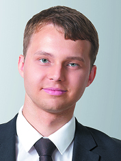 Andrii ZHARIKOV